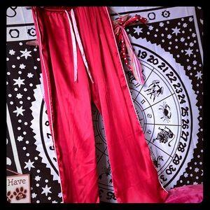 Victoria's Secret Large Drawstring PJ Pants EUC